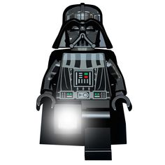 Buy LEGO Star Wars Darth Vader Oversized Minifigure LED Light from our Action Figures & Playsets range at John Lewis & Partners. Star Wars Darth, Star Wars Rebels, Lego Star Wars, Darth Vader, Nursery Night Light, Toys Uk, Cool Gifts For Kids, Bedside Lighting