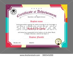 38 Best Certificate Template Collection Images Certificate