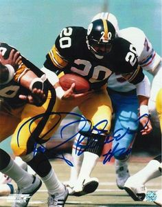 54f461366 Autographed Rocky Bleier Pittsburgh Steelers 8x10 Photo