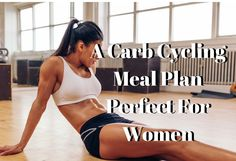 Here is a perfect carb cycling plan for women that simply works. http://joshuazittingfit.com/carb-cycling-meal-plan-women/