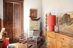 Freunde von Freunden — Dirk-Jan Kinet — Interior Designer, House, Colonia Centro Historico, Mexico City — http://www.freundevonfreunden.com/interviews/dirk-jan-kinet/