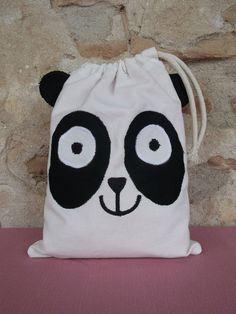 Handmade Kids Drawstring Bag by TootsAndMe on Etsy, €24.99 | Adam ...