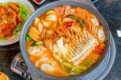 Budae jjigae บูเดจิเก ซุปหม้อไฟกิมจิ - DooRae BeeHive Mall เมืองทองธานี อร่อยมาก แนะนำ