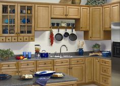 The Briarwood kitchen collection from Sunny Wood.  Find out more at www.sunnywood.biz.
