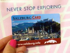 Why You Need To Buy Salzburg Card