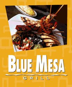 Blue Mesa Grill in Fort Worth Texas