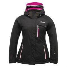 DARE2B Womens BREATHTAKER BLACK SKI Jacket, Sizes 20-22-24-26-28-30 UK $99Pounds at theshortskishop.com