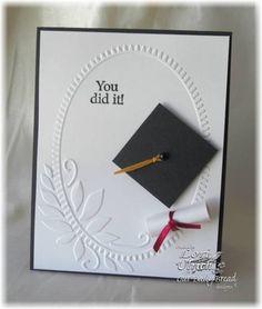 grad card.