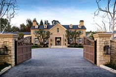 Home Sweet Home! Photo - Kim Kardashian, Kanye West's $20 Million Estate: All the Pictures - Us Weekly