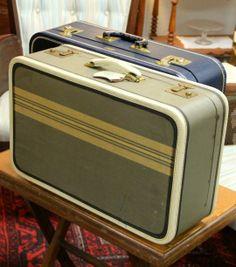 Vintage Air Pak & American Tourister Luggage