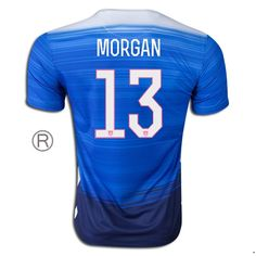 70181dd40be 43 Best love alex morgan jersey images