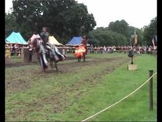 Warwick Castle Jousting tournament