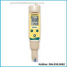Bút kiểm tra độ mặn SaltTestr11 hãng Eutech Cleaning Supplies, Instruments, Soap, Bottle, Singapore, Tools, Flask, Soaps, Musical Instruments