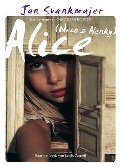 Alice [Video] - 2012 - Jan Švankmajer. Inspirada en la obra de Lewis Carroll, Alicia en el país de las maravillas.