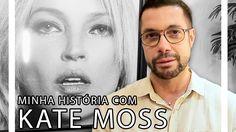 MINHA HISTÓRIA COM KATE MOSS! Hoje eu vou mostrar pra vocês um pouquinho do meu salão, o FT Studio. E vou contar também a história de quando eu fotografei a super modelo Kate Moss!
