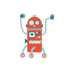 Waving Robot
