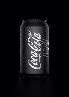 The concept behind Coca Cola Night is a plan of launching a brand new energy drink. It tastes like cola but it contains additional caffeine to maximize the feeling of alertness. This product would be a premium category sold at party places. Black N White, Black Love, Back To Black, Black Is Beautiful, Matte Black, All Black, Color Black, Black Deck, Black Apple