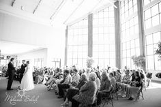 Twin Cities Church wedding ceremony