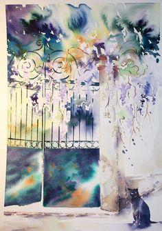 работы художника Maryse De May – 13