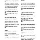 red ribbon lyrics # 54