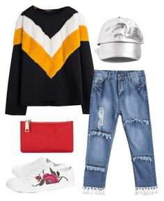 """Value friendly #1"" by alysha-miranda on Polyvore featuring Topshop, Boohoo and MANGO"