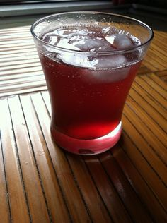 Cherry Lime Soda Syrup