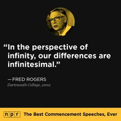 NPR: The Best Commencement Speeches Ever