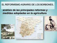 LOS PRIMEROS BORBONES EN ESQUEMAS E IMÁGENES. - Recursos de Geografía e Historia