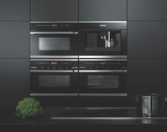 KUPPERSBUSCH The 2014 range of Kuppersbusch appliances offer innovative, technical concepts, much awarded product designs and more than 135 years of experience in manufacturing of sophisticated kitchen appliances. Find it at BDI, www.homesbybdi.com