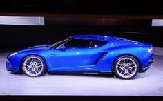 Lamborghini Concept Asterion LPI 910 4 Side View