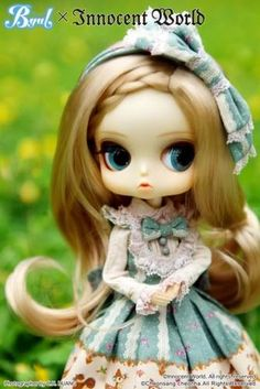 Byul Hermine Innocent World Lolita Pullip Doll in USA | eBay