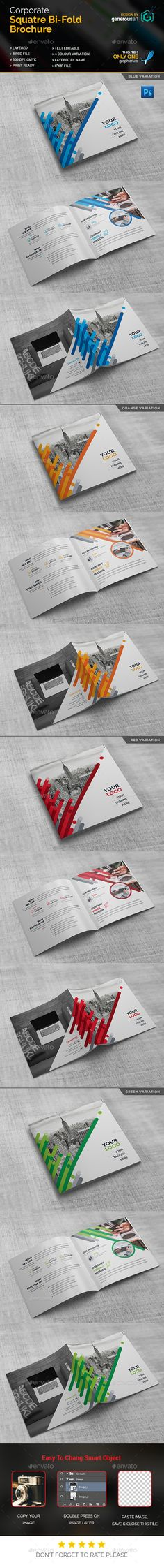 Business Square Bi-Fold - Corporate Brochures Download here : http://graphicriver.net/item/business-square-bifold/16703326?s_rank=82&ref=Al-fatih