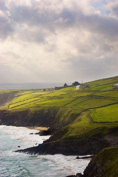 Dingle Peninsula, Ireland -  Isabel and I got lost walking by the shore.  We just lost track of time.  Wonder!