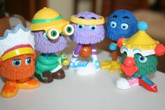 Mc Donalds happy meal 1989
