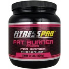 I'm learning all about Fitness Pro Lab Fat Burner Powder For Women Lemon 500-Grams at @Influenster!