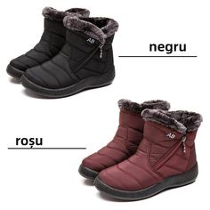 Cizme de zapada pentru femei(🔥Vanzare de Craciun) – zaosro Snow Boots, Winter, Shoes, Women, Fashion, Winter Time, Moda, Snow Boots Outfit, Zapatos