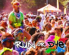 @Tina Doshi Stokes run or dye 2013 cant wait to add another notch to our belt & a new tradition <3