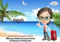 Best Holiday Deal Holidays of India, Customized Holidays, Corporate Travel, Visa & Passport, Cruise Holidays, Honeymoon Tours http://avventurotravel.in/
