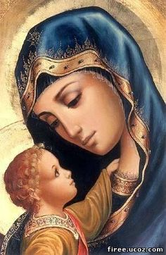 """""""...behold your Mother."""""""