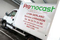 Extérieur Promocash Lyon Gerland