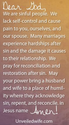 Marriage- Prayer Of The Day – Restoration After Sin -- Marriage Prayer, Save My Marriage, Marriage And Family, Marriage Relationship, Marriage Advice, Relationships, Happy Marriage, Prayer For The Day, My Prayer