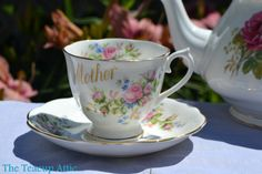 Hey, I found this really awesome Etsy listing at https://www.etsy.com/listing/242393096/royal-albert-mother-moss-rose-teacup-and