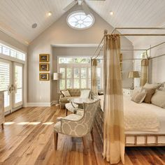 Cathedral Ceiling Design Ideas, Pictures, Remodel, and Decor - page 9