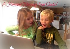 Personal PNP Message From Santa #spon