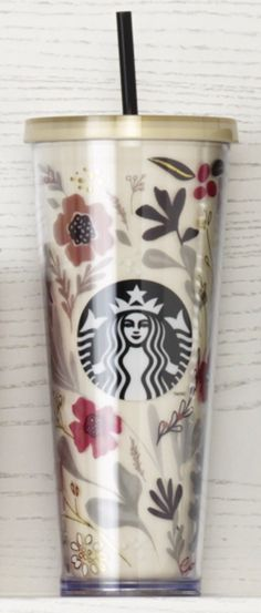 Starbucks Glitter Tumbler Chills And Pains Tumblers
