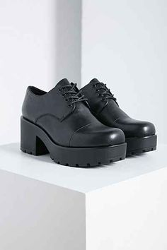 Vagabond Dioon Leather Oxford - Urban Outfitters