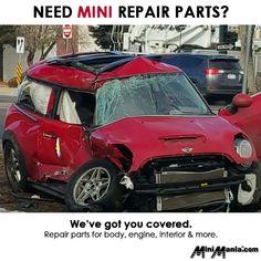 MINI Cooper Parts Mini Mania Inc