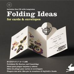 Foldings Ideas : For cards et envelopes (1Cédérom): Amazon.fr: Laurence K. Withers, Pepin Press: Livres