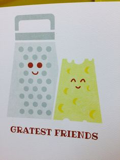 Friendship card Inside: my life would be in SHREDS without you