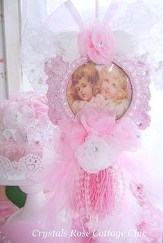 http://www.crystalsrosecottagechic.com/item_383/Vintage-Victorian-Cherub-Ornament.htm